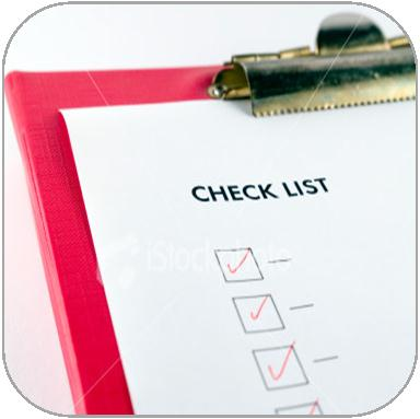 This image of a clipboard is a link that leads to a page describing how to register with the AAAC for accommodations.