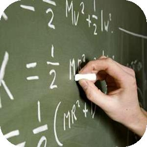 This image of a chalkboard is a link that leads to the faculty center page.